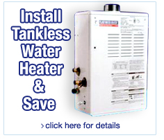 Tankless ROLL